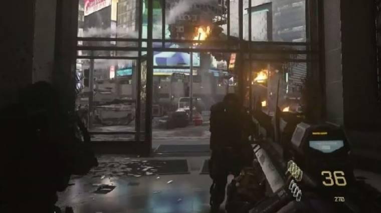 E3 2014 - Call of Duty: Advanced Warfare élő demó és bemutató bevezetőkép
