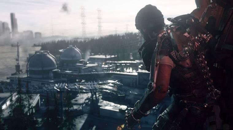 Gamescom 2014 - Call of Duty: Advanced Warfare trailer és bundle bevezetőkép