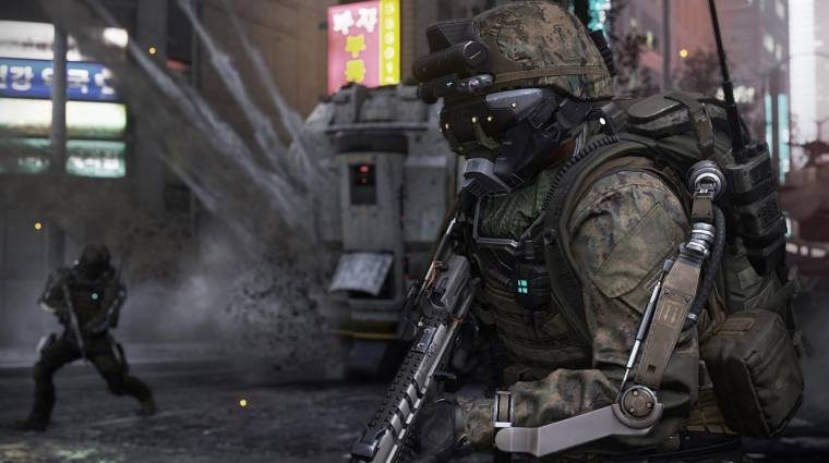 Call of Duty: Advanced Warfare - jönnek a dedikált szerverek és a mobilos app bevezetőkép