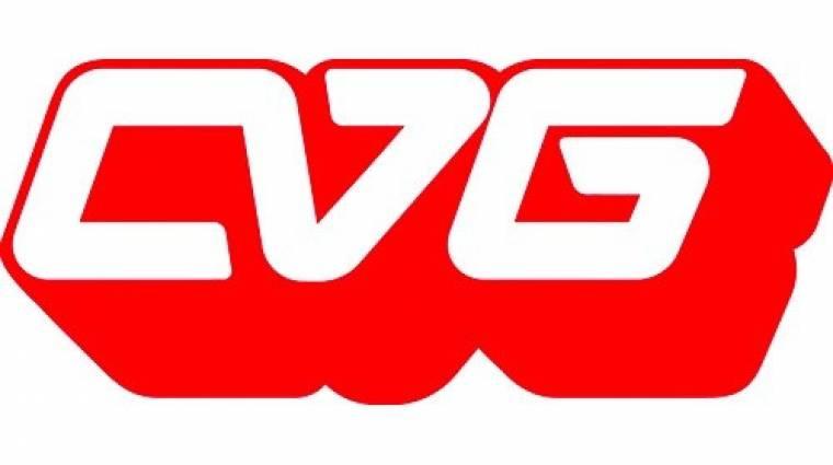 Ég veled CVG - bezár az első játékmagazin bevezetőkép