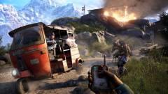 Far Cry 4 - brutálisat oszt a dobókéses nindzsa kép