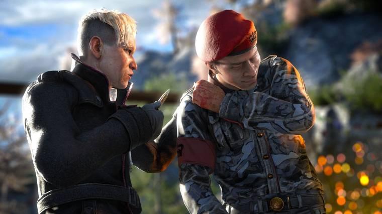 Far Cry 4 - már a fejlesztők sem tudják, milyen hosszú lesz bevezetőkép