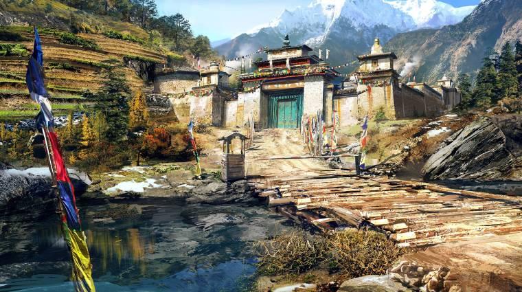 Far Cry 4 Complete Edition - hivatalos, csak PC-re és PlayStation 4-re bevezetőkép