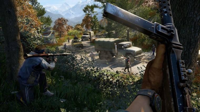 Far Cry 4 - az élmény a fontos, nem a felbontás bevezetőkép