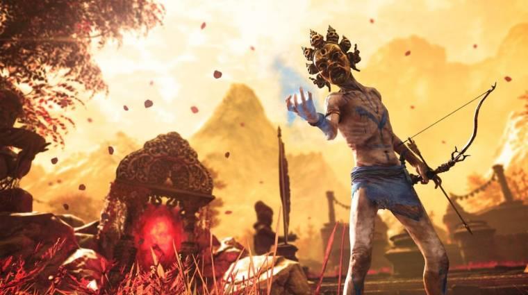 Far Cry 4 - csinálj magadnak saját Himaláját bevezetőkép