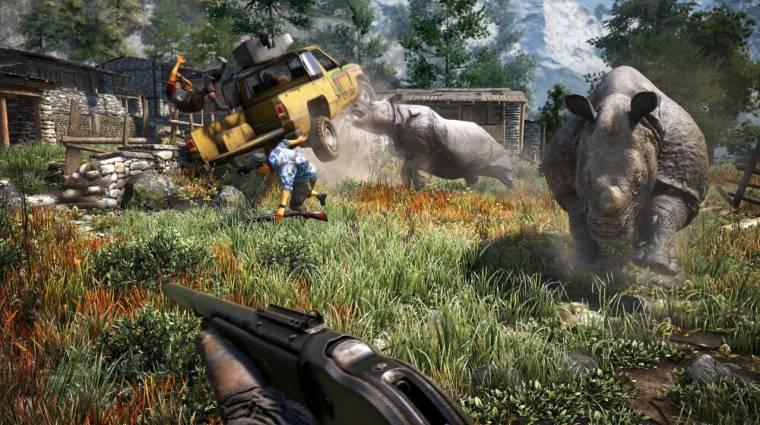 Far Cry 4 gameplay trailer - túlélni Kyratot bevezetőkép