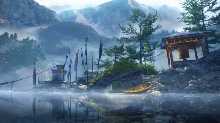 Far Cry 4 - világrekord Nepálban bevezetőkép
