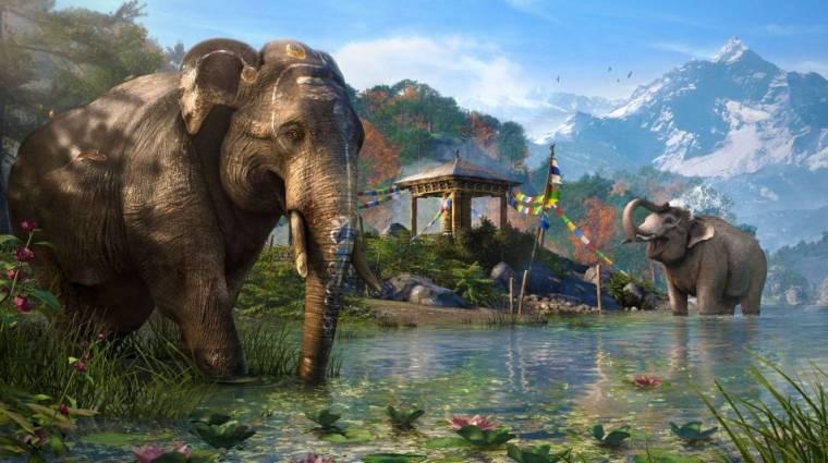 Far Cry 4 tesztek - ezt is elrontották? bevezetőkép