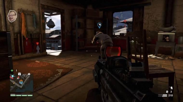 Far Cry 4 - tíz perc co-op játékmenet (videó)  bevezetőkép