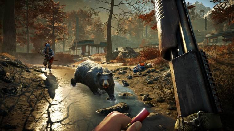 Far Cry 4 - nem mindenkinél állítható a látótér bevezetőkép