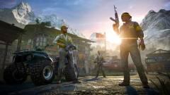 Far Cry 4 - a gravitáció törvényeit megcáfoló döfés kép