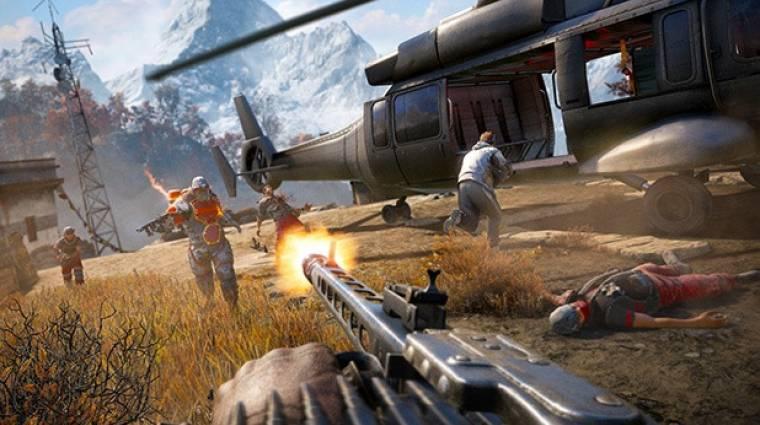Far Cry 4 - megjelent az Escape from Durgesh Prison bevezetőkép