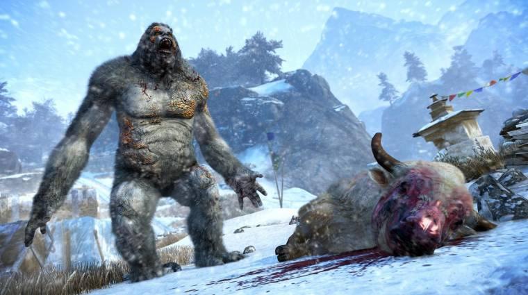 Far Cry 4 - amikor a Ubisoft ingereli a jetit (videó) bevezetőkép