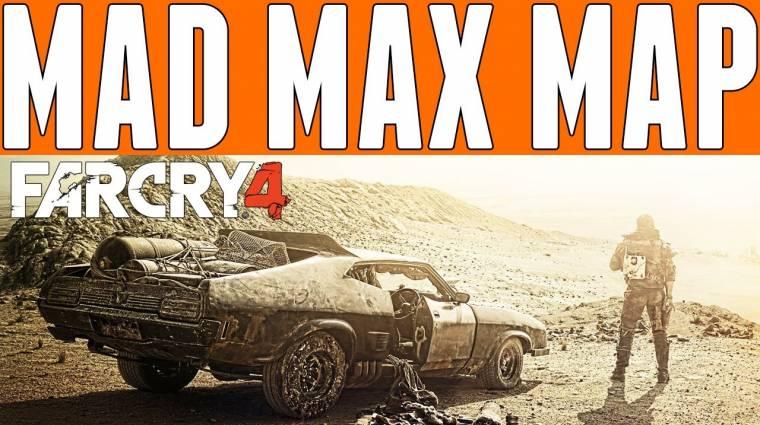 Így lesz a Far Cry 4-ből Mad Max játék (videó) bevezetőkép