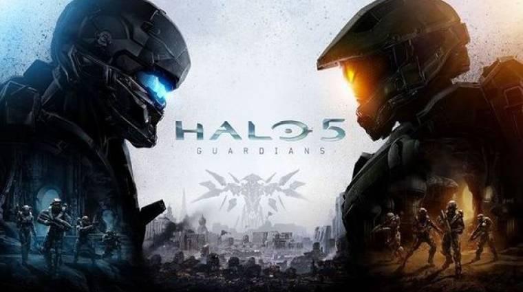Halo 5: Guardians - az új reklámvideó után még nehezebb a várakozás bevezetőkép