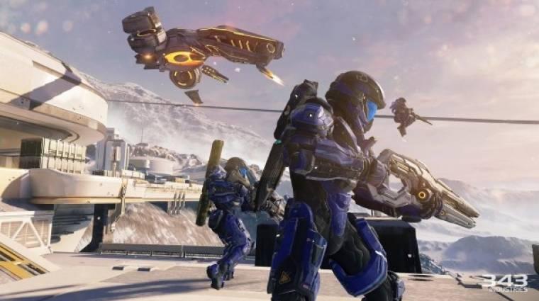 Halo 5: Guardians - még az intróban sincs benne Master Chief bevezetőkép
