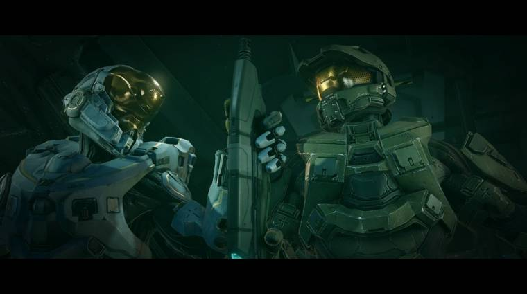 Halo 5: Guardians - a főhősök a NASCAR pályán is összecsapnak bevezetőkép