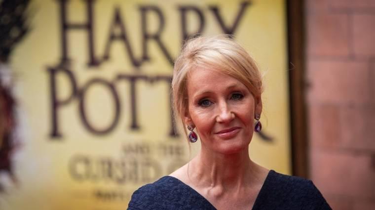 J. K. Rowling, a Harry Potter könyvek írónője is a koronavírus jeleit tapasztalta bevezetőkép