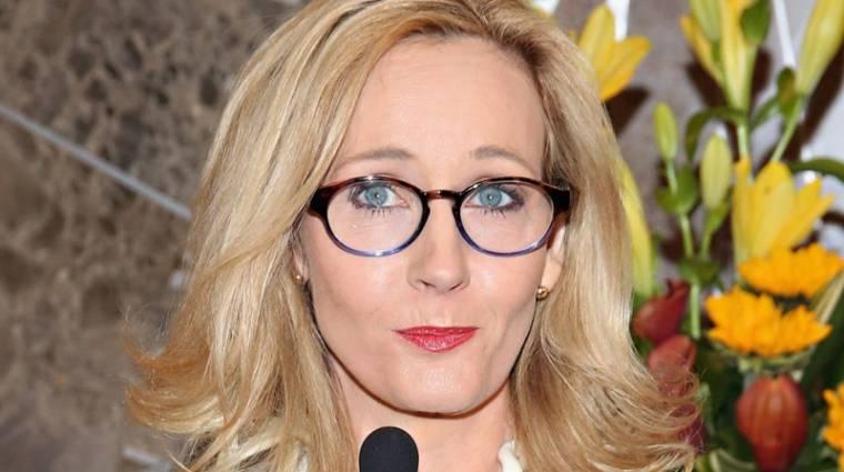 J.K. Rowling ingyenes mesekönyvvel segít az otthon ragadt gyerekeknek bevezetőkép