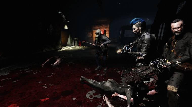 Killing Floor 2 - nem lett kevésbé brutális, míg nem néztünk oda bevezetőkép