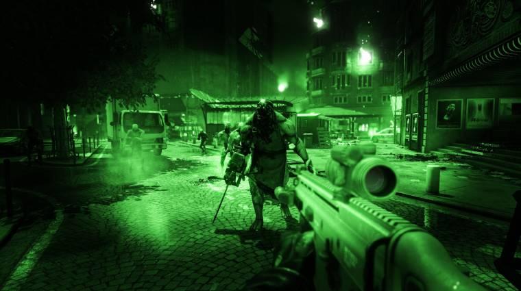 Killing Floor 2 megjelenés - még idén indul a zedvadászat bevezetőkép