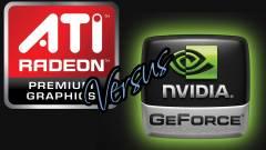 Nvidia vs. AMD - most telt be a pohár kép