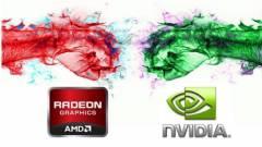 AMD vagy Nvidia videokártyát vásároljunk? Segítünk dönteni! kép