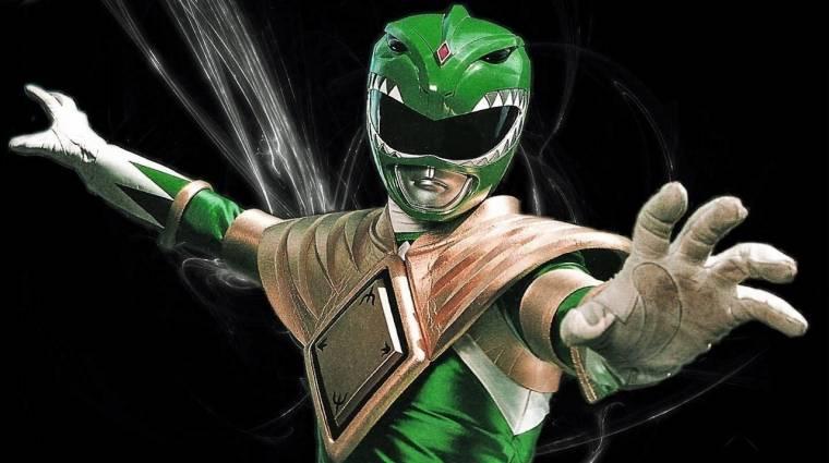 Power Rangers - a folytatásban szerepelni fog a Zöld Ranger is bevezetőkép