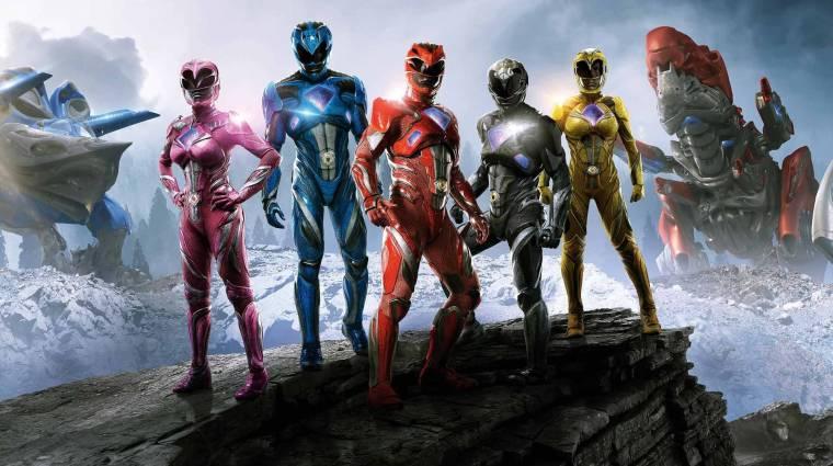 A ki***tt világ vége rendezője készítheti el az új Power Rangers filmet kép