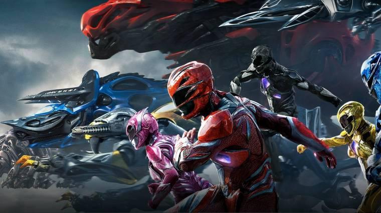 Gyengén teljesített az új Power Rangers, veszélyben a folytatás bevezetőkép