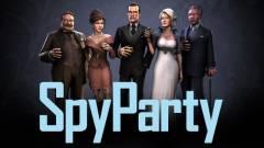 SpyParty - Early Access-en a zseniális aszimmetrikus multi játék kép