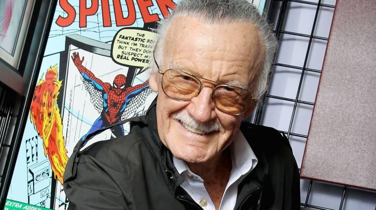 Vajon miért csinált botrányt Stan Lee háza előtt egy volt testőre? bevezetőkép