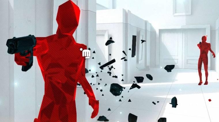 Superhot - Xbox One-ra is jön az időmanipulációs FPS bevezetőkép