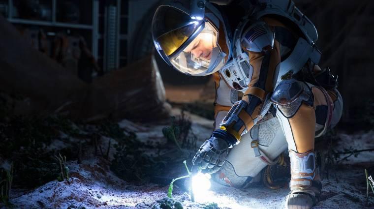 Filmajánló - Damon a Marson kép