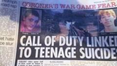 Újra ölt a videojáték - ismét keménykedik a bulvársajtó kép