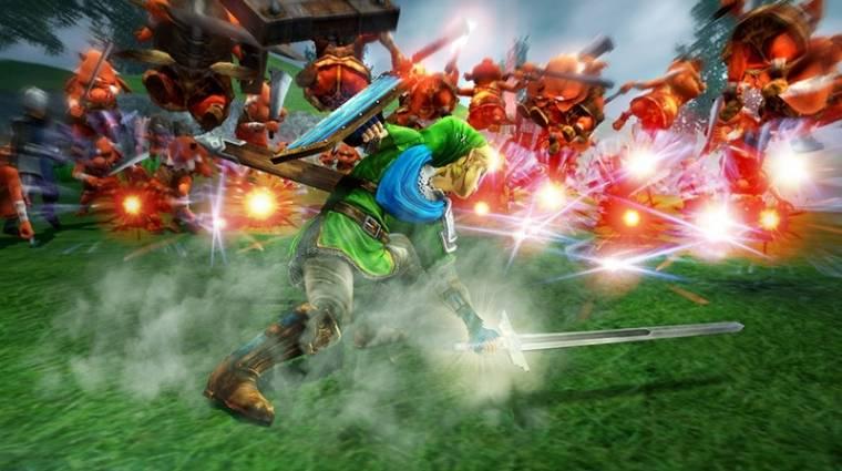 Ez egy olyan Zelda spin-off lesz, amire vágytunk bevezetőkép