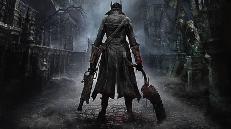 Bloodborne előzetes - You Died! bevezetőkép