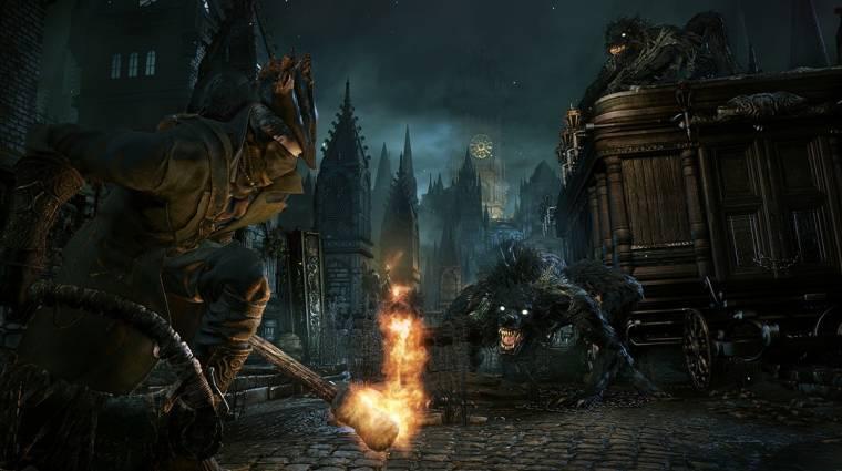 Bloodborne - 3 százalék tudta végigvinni a demót bevezetőkép