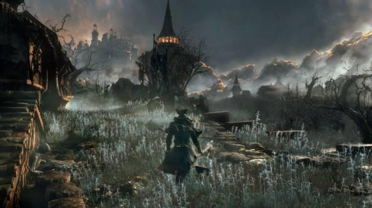 Gamescom 2014 - ilyen lesz a Bloodborne harcrendszere bevezetőkép