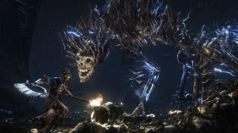 Bloodborne - a Darkbeast egy elektromos csontváz (videó) bevezetőkép