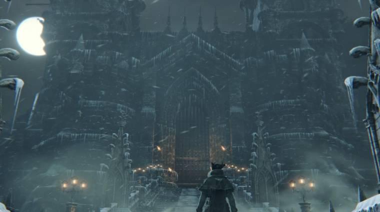 Bloodborne - ez eddig a legviccesebb halál (videó) bevezetőkép