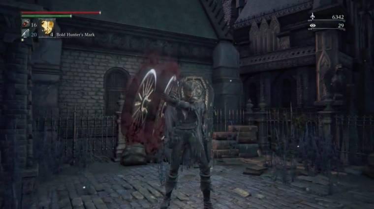 Bloodborne - a legdurvább fegyver... egy kerék (videó)  bevezetőkép