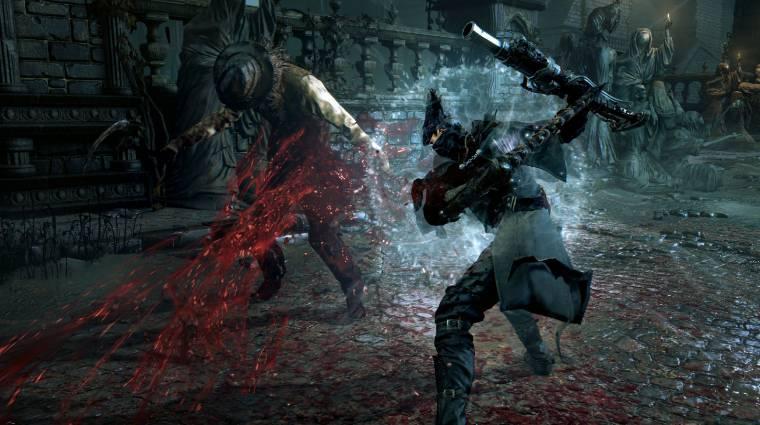 Bloodborne - már végigvitték 40 perc alatt! bevezetőkép