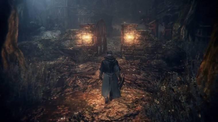 TGS 2015 - Bloodborne: The Old Hunters DLC trailer és megjelenési dátum bevezetőkép