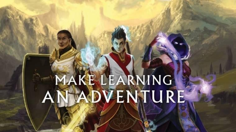 Classcraft - így lesz szerepjáték a tanulás bevezetőkép