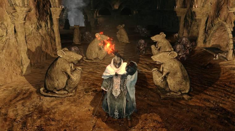 Dark Souls II - mennyivel jobb a PS4-es változat? bevezetőkép