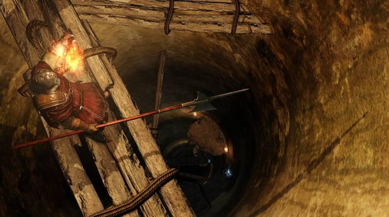 Dark Souls II - belső nézetben, Oculus Rifttel nyomták végig bevezetőkép