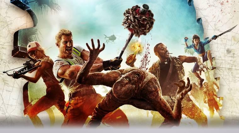 Dead Island 2 előzetes - a zombik már Kaliforniában vannak bevezetőkép