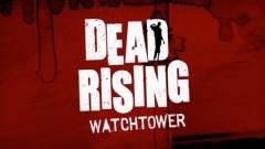 Dead Rising Watchtower - befutott az első trailer kép