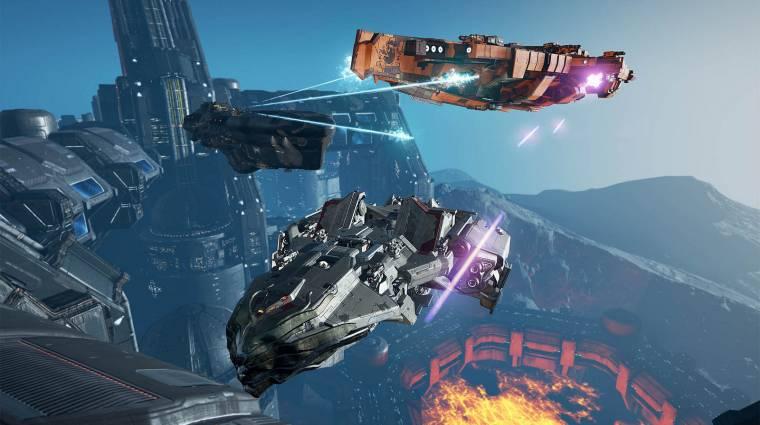 Dreadnought - megjelent a játék, leépítették a fejlesztőcsapatot bevezetőkép
